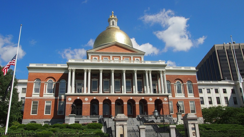Take a tour of the impressive Massachusetts State House when visiting Beacon Hill.