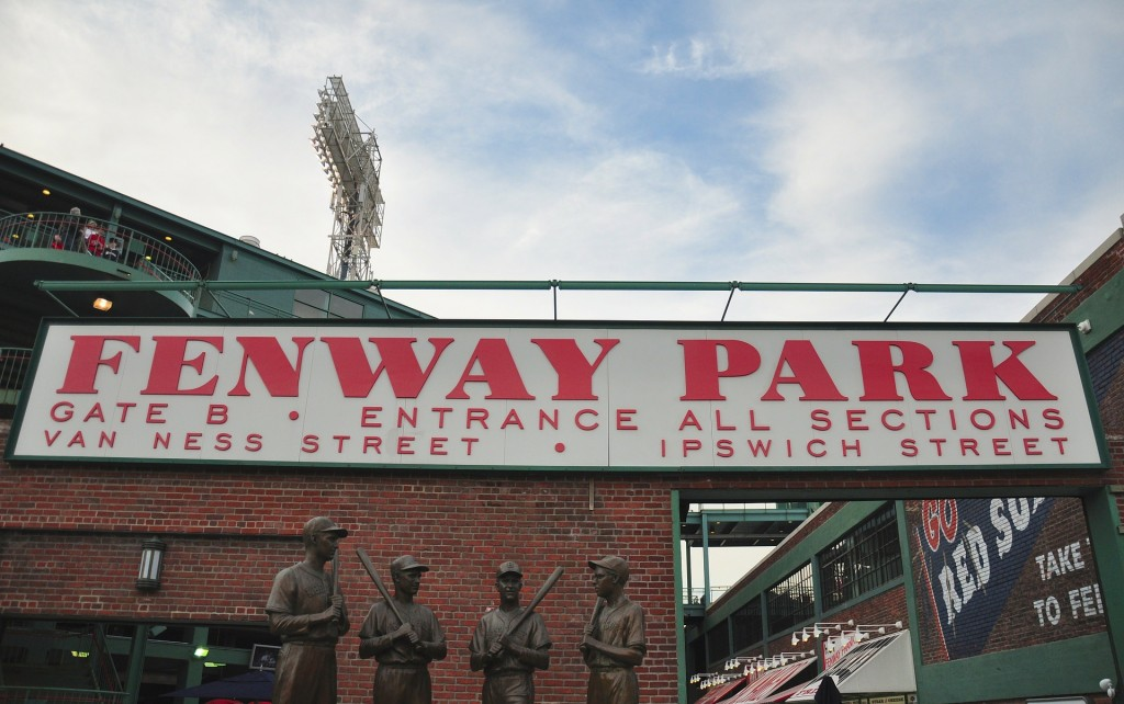 Fenway residents are united by passion for their beloved Red Sox.