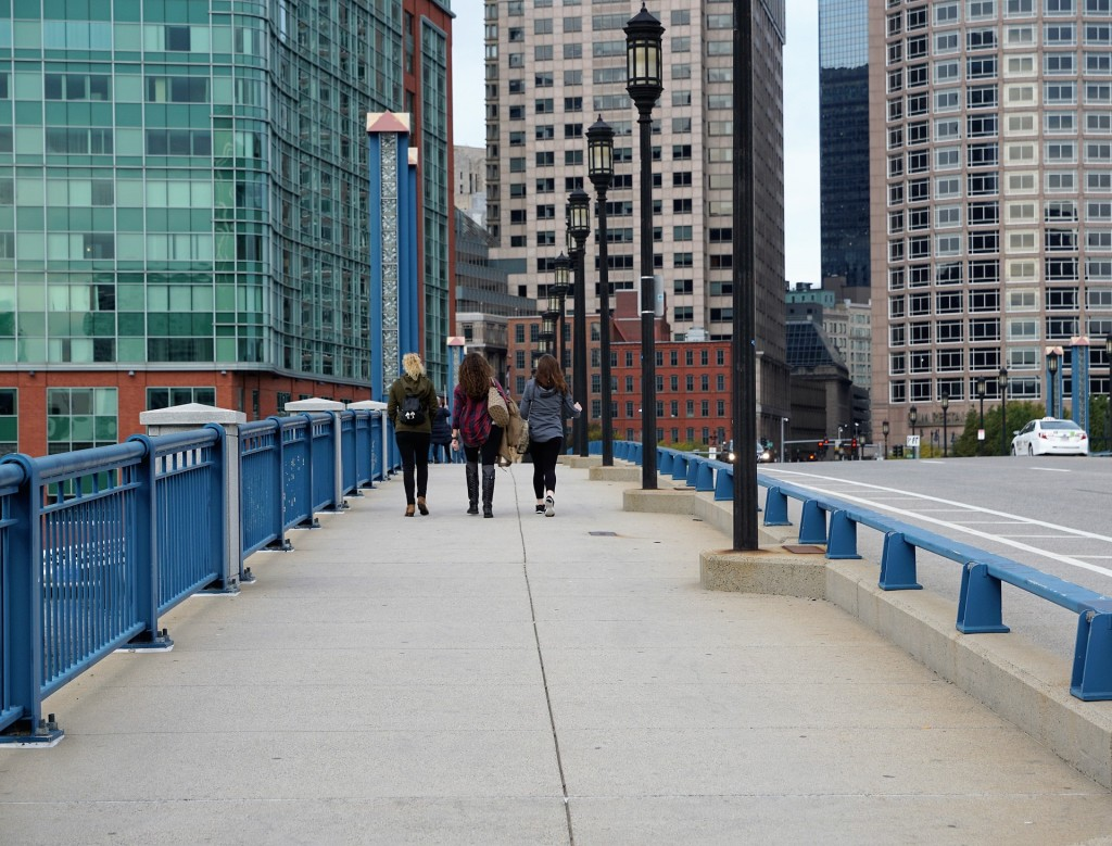 Boston is known as one of the walkable cities in the U.S. and boasts an excellent public transportation system.